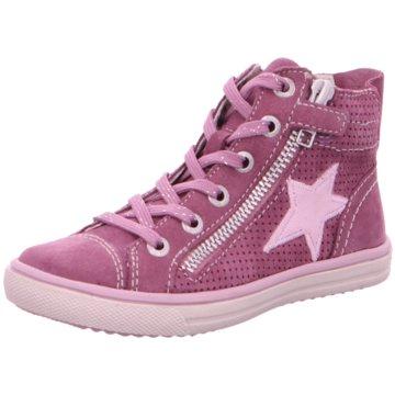 Salamander Sneaker High pink