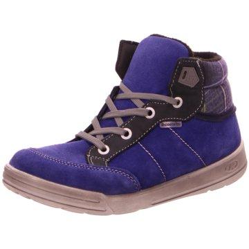 Ricosta Sneaker HighBajo blau