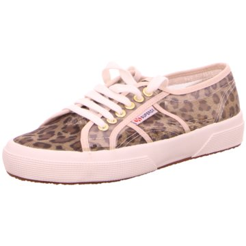Superga Sneaker Low animal