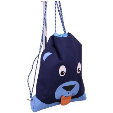 Affenzahn Rucksack blau
