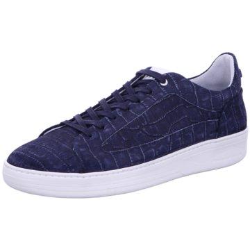 Floris van Bommel Sneaker blau