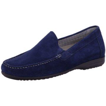 Sioux Mokassin SlipperGiumelo-700 blau
