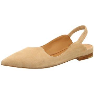 mara bini Sling Ballerina beige