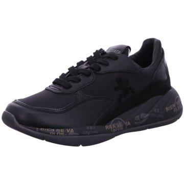 Premiata Sneaker schwarz