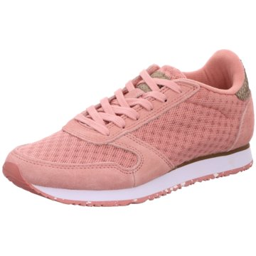Woden Sneaker Low rosa