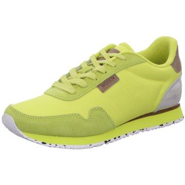 Woden Sneaker LowNora II gelb