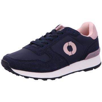 Ecoalf Sneaker Low blau
