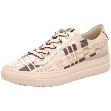 DL-Sport Sneaker Low silber