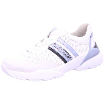 Semler Sneaker Low weiß