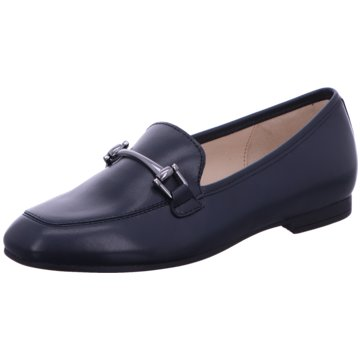 Gabor Business Slipper blau