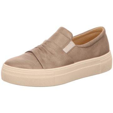 Legero Plateau SlipperSneaker grau