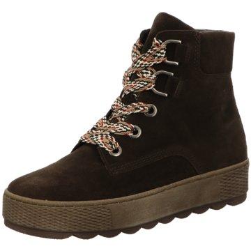 Gabor comfort Sneaker HighFlorenz braun