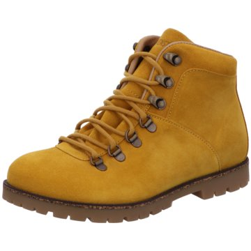 Birkenstock BootsStiefel gelb