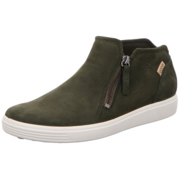 Ecco Komfort SlipperECCO SOFT 7 W grün