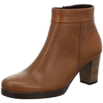 Gabor comfort Ankle Boot braun
