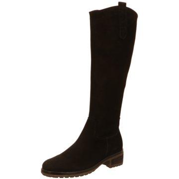 Gabor Klassischer Stiefel schwarz