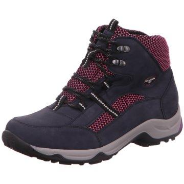 Waldläufer Outdoor Schuh blau