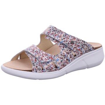 FinnComfort Komfort Pantolette03350 667010 bunt