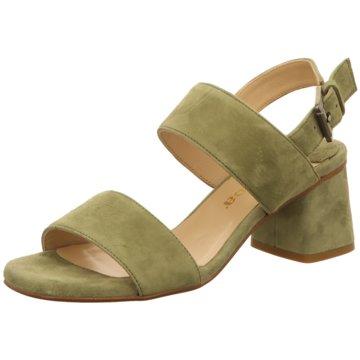 Lamica Top Trends Sandaletten grün
