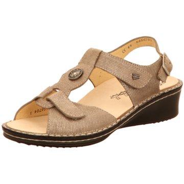 FinnComfort Komfort Sandale02660 ADANA grau
