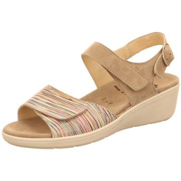 Semler Komfort Sandale beige