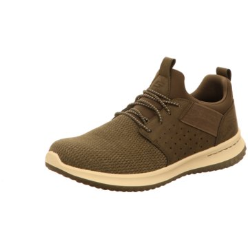 Skechers Sneaker LowDelson Camben oliv