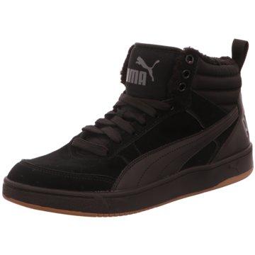Puma Sneaker HighRebound Street v2 schwarz