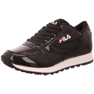 Fila Sneaker SportsOrbit F low schwarz