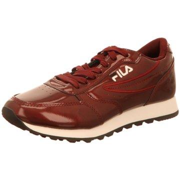 Snipe Sneaker Low rot