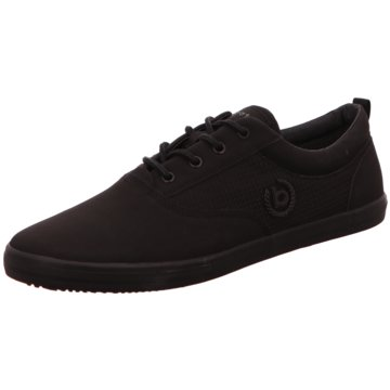 Bugatti Sneaker LowAlfa schwarz