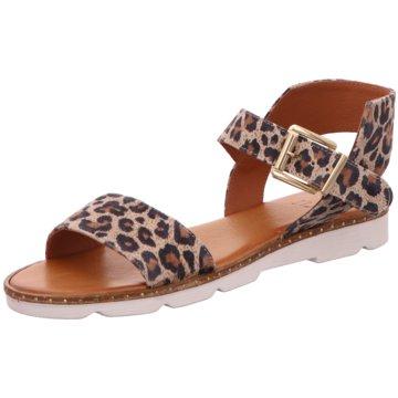 I love Candies Sandale beige