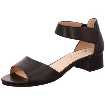 Caprice Komfort SandaleDa.-Sandalette schwarz