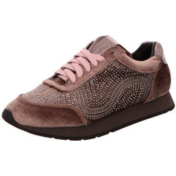 Alma en Pena Sneaker Low braun