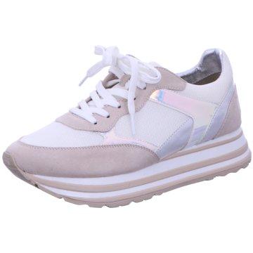 Tamaris Plateau Sneaker bunt