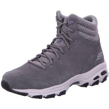 Skechers Outdoor SchuhD'Lites-Chill Flurry grau