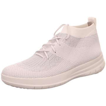 Fit Flop Sneaker High weiß