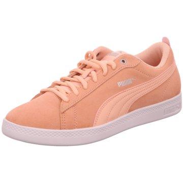 Puma Sneaker Low lachs