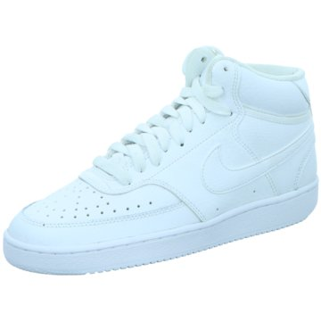 Nike Sneaker HighCourt Vision Mid weiß