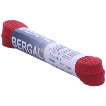 Bergal Pflege & Zubehör für Schuhe rot