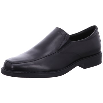Geox Business Slipper schwarz