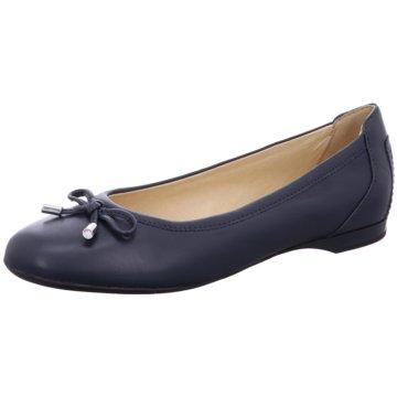 Geox Eleganter Ballerina blau