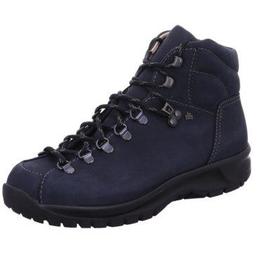 FinnComfort Outdoor Schuh blau