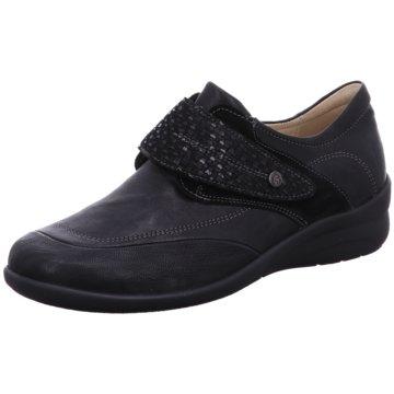 Fidelio Komfort Slipper schwarz