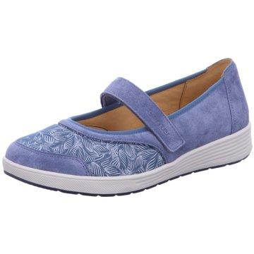Ganter Sling Ballerina blau
