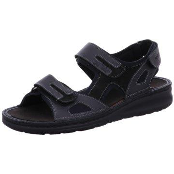 Fidelio Komfort Schuh schwarz