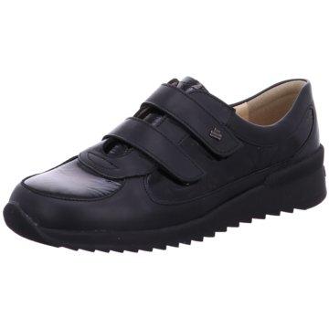FinnComfort Komfort Slipper schwarz