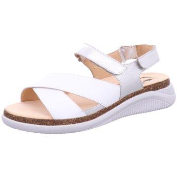 Ganter Sandale weiß