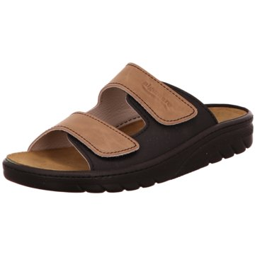 Algemare Komfort Sandale blau