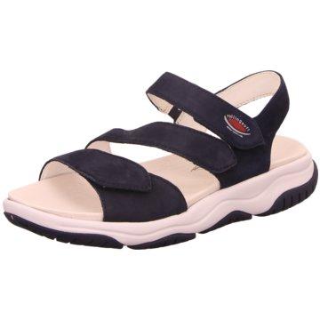 Gabor Komfort SandaleRolling Soft blau