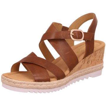 Gabor Top Trends SandalettenSandale braun